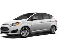 Ford C-max Energi Serving Dodgertown