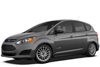 Ford C-max Hybrid Serving Dodgertown