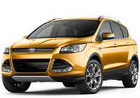 Ford Escape serving Altadena