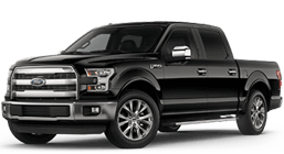 Ford F-150 Serving Dodgertown