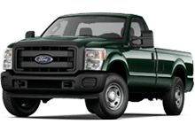 Ford F-250 Serving Dodgertown