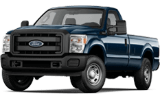 Ford F-350 Serving Valyermo