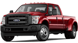 Ford F-450 Serving Valyermo