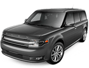 Ford Flex Serving Dodgertown