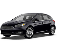 Ford Focus serving Altadena