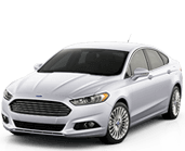Ford Fusion serving Burbank