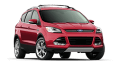 New Sunrise Ford Escape