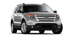 New Sunrise Ford Explorer