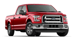 New Sunrise Ford F-150