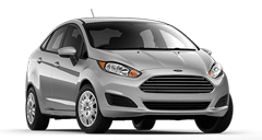 New Sunrise Ford Fiesta