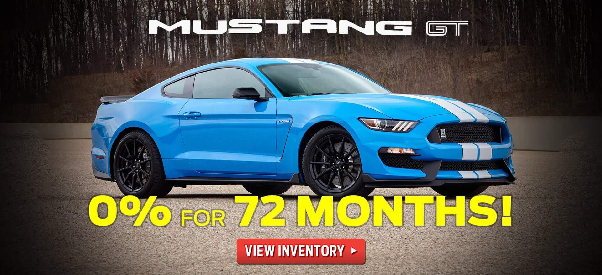 Mustang APR