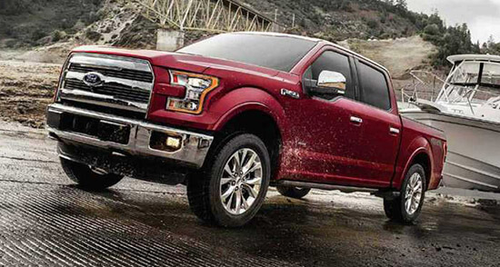 2017 <strong>F-150</strong>