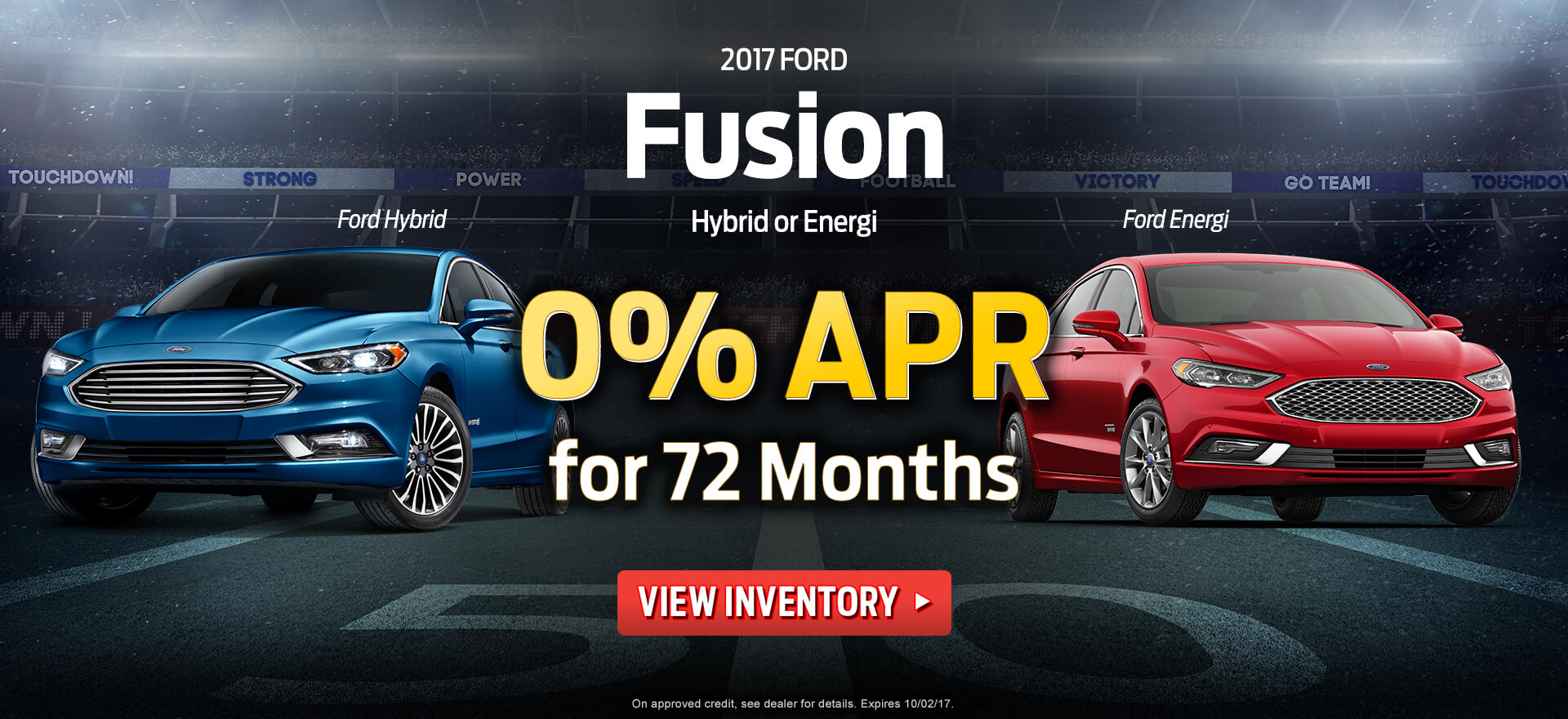 Fusion Hybrid & Energi