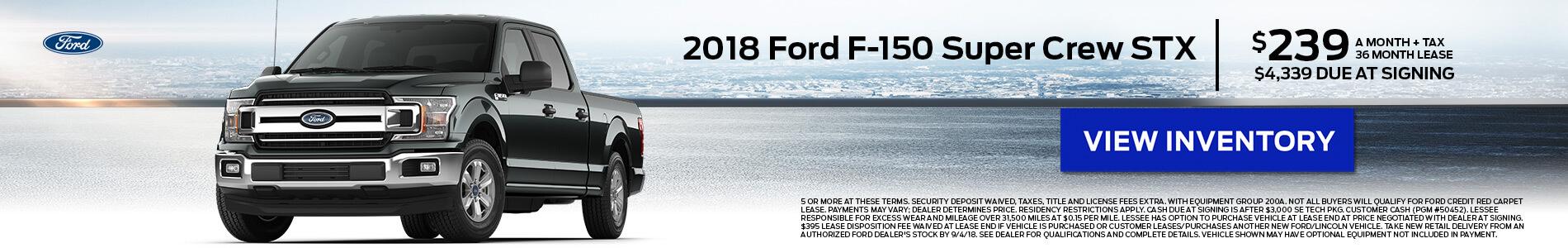F150 Supercrew