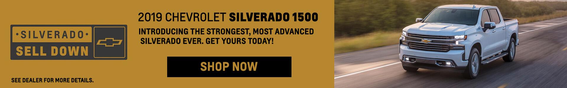 Jan 19 Silverado Sales Event