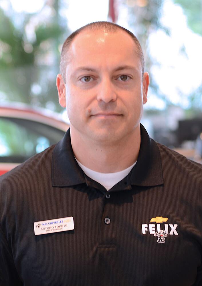Art Moehn Chevrolet >> Meet Our Staff - Felix Chevrolet