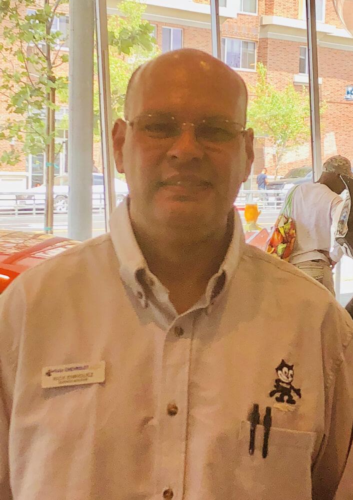 Rick Enriquez