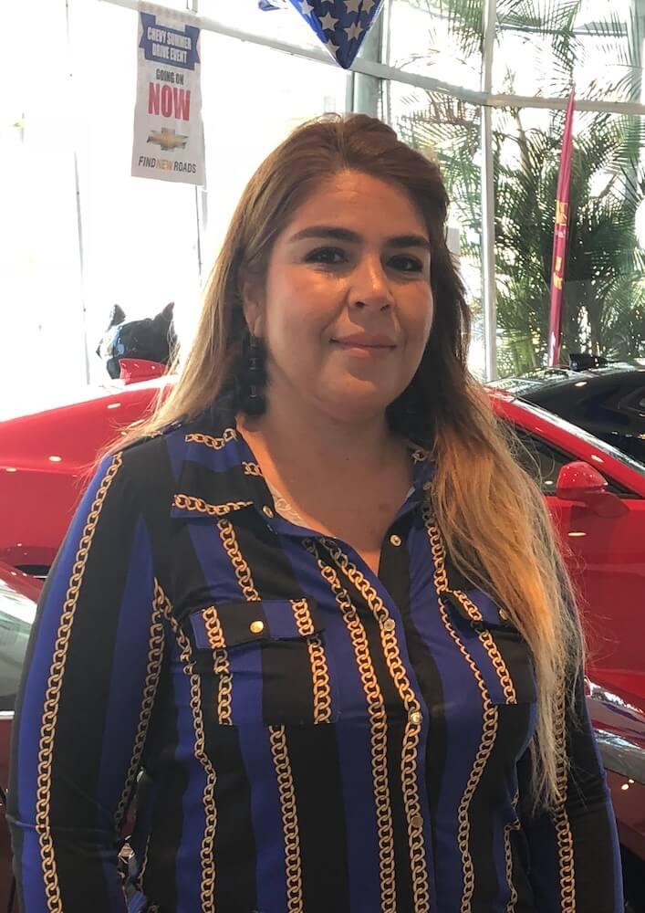 Alma Rosales