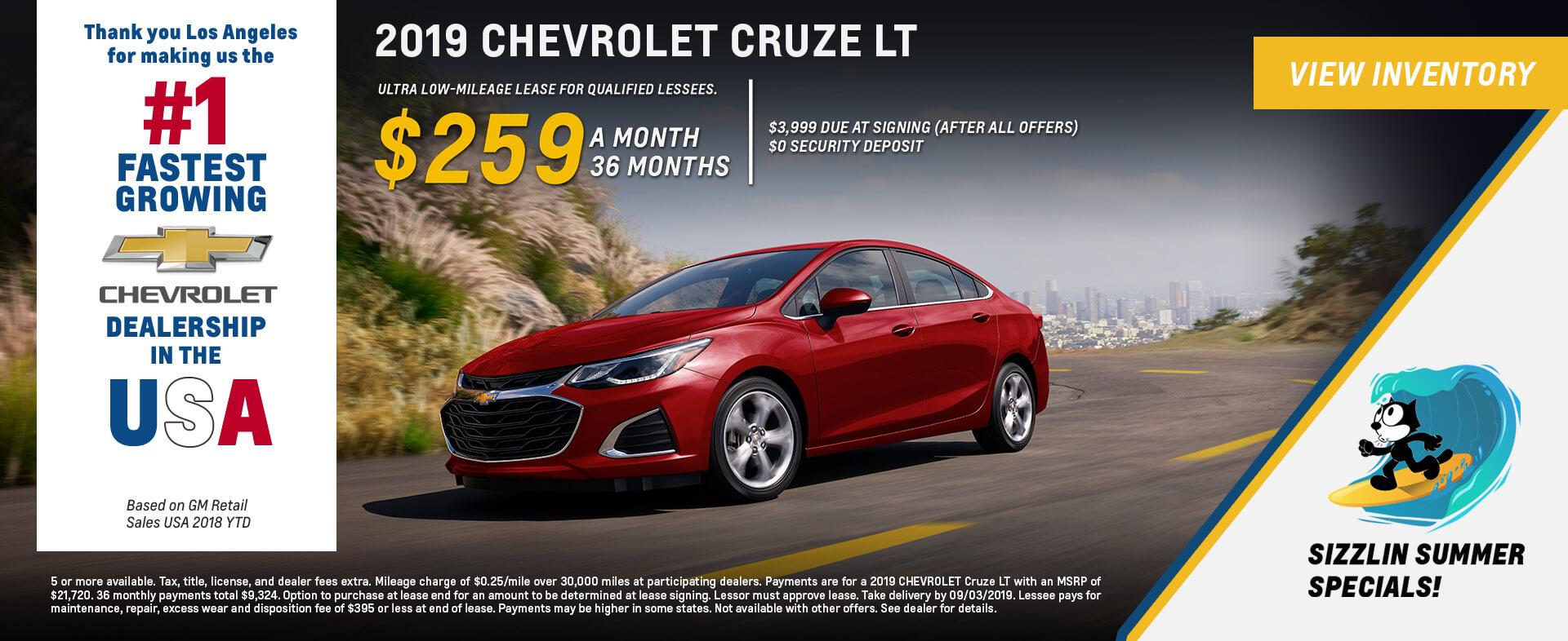 New Used Chevrolet Dealer Los Angeles Glendale Pasadena