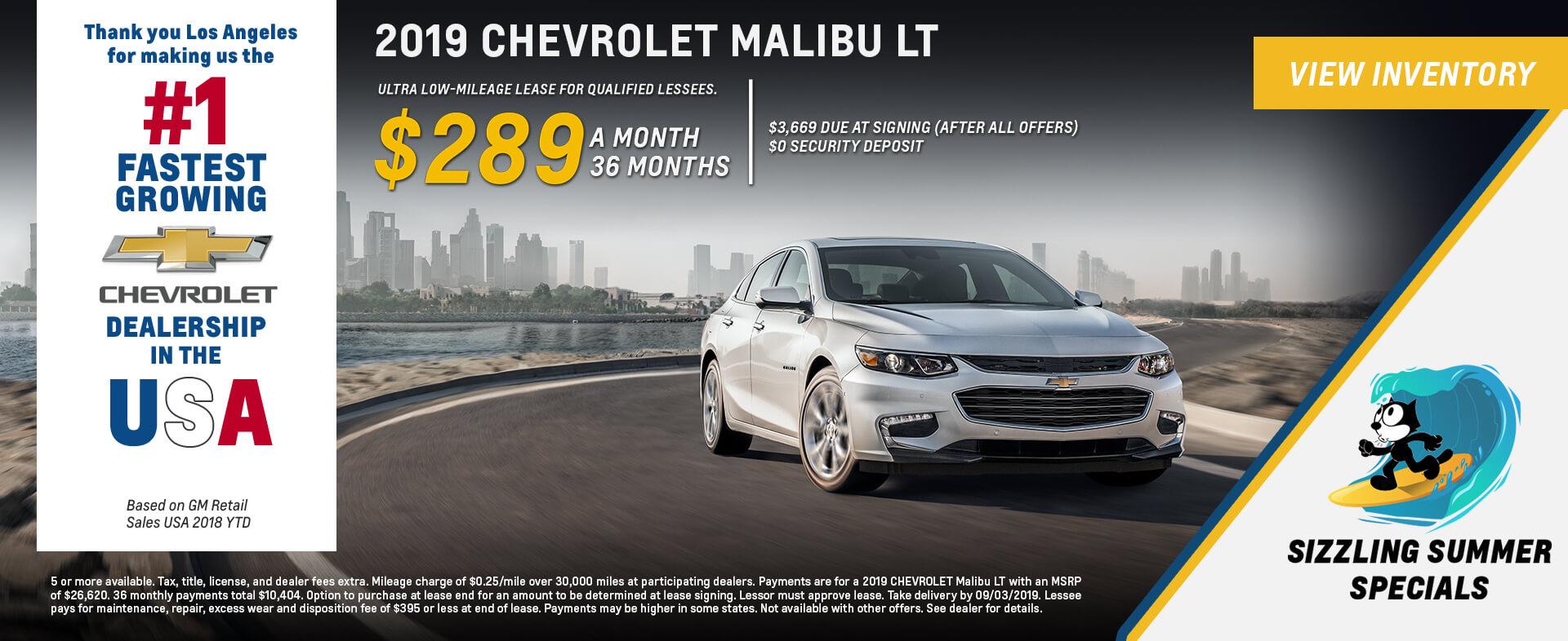 New & Used Chevrolet Dealer - Los Angeles, Glendale, Pasadena