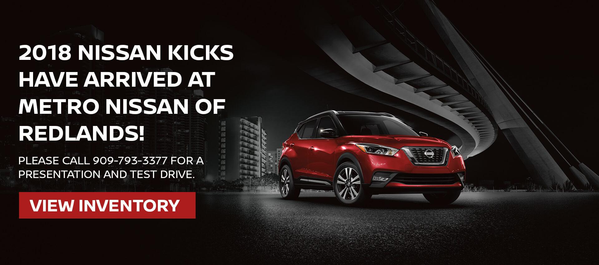 2018 Nissan Kicks is here