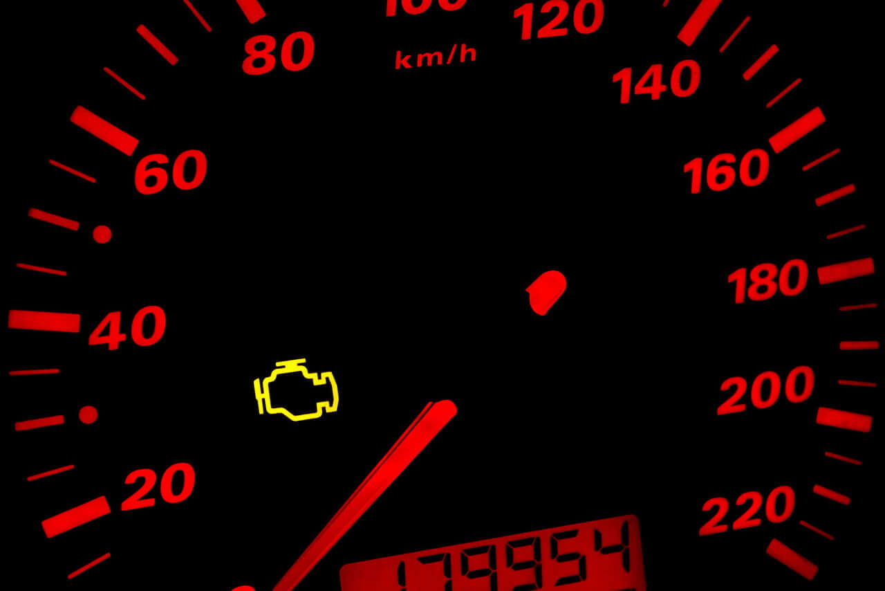 Potential Causes to Your Nissan's Check Engine Light Being On
