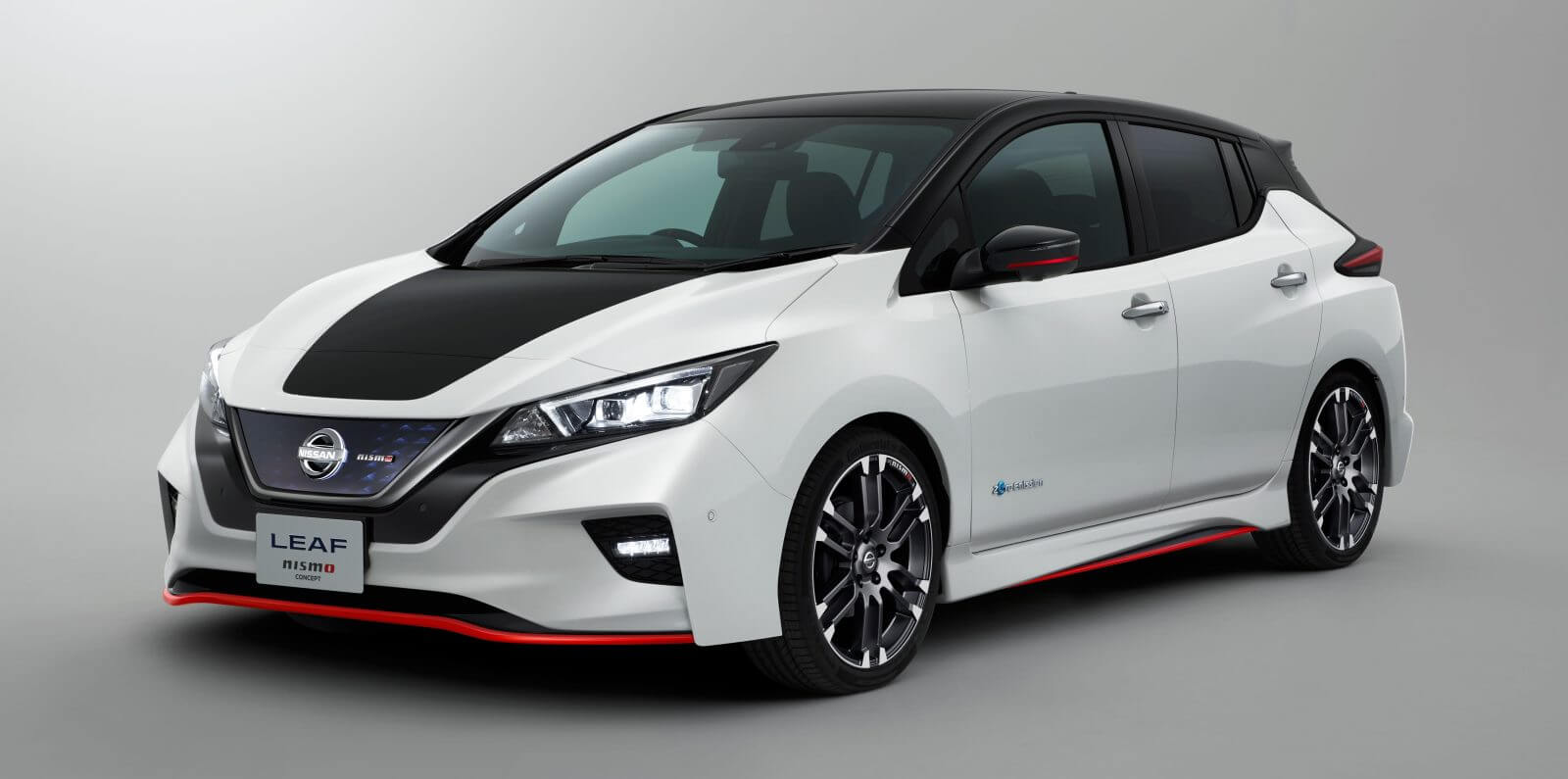 The Original Nissan Leaf Launched On Auto Market In 2010 As A High Performing All Electric Car It Was First That Produced