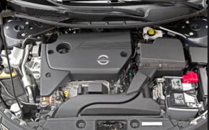 2019-Nissan-Rogue-engine