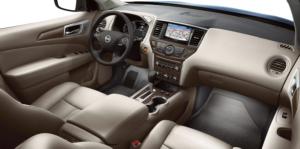 2019 Nissan Pathfinder - Platinum Interior