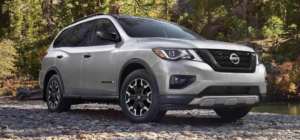2019 Nissan Pathfinder - Rock Creek Edition Exterior