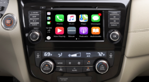 2019 Nissan Rogue - Multimedia on the Go