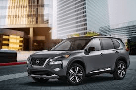 2021 Nissan Rogue in Los Angeles