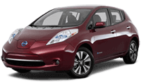Route 22 Nissan LEAF