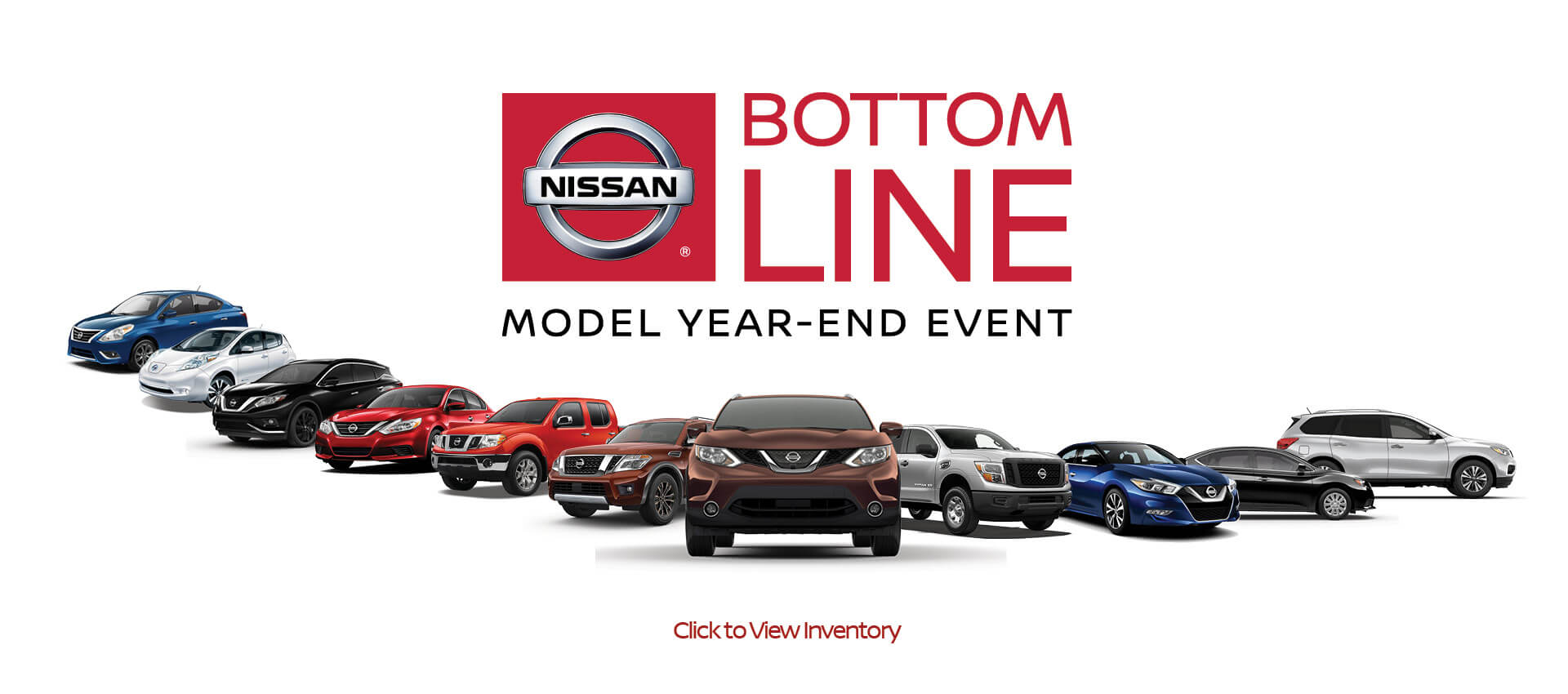 Bottom Line Sales Event