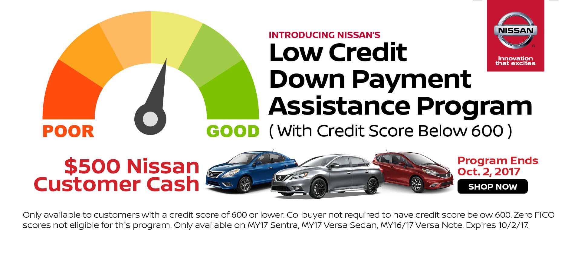 Low Credit