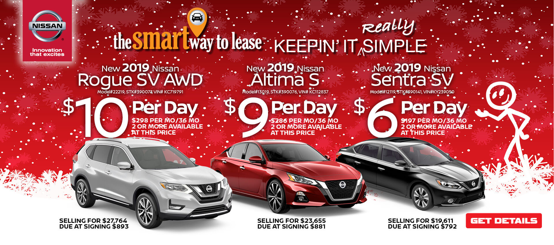 Route 22 Nissan >> Lease Offers Route 22 Nissan