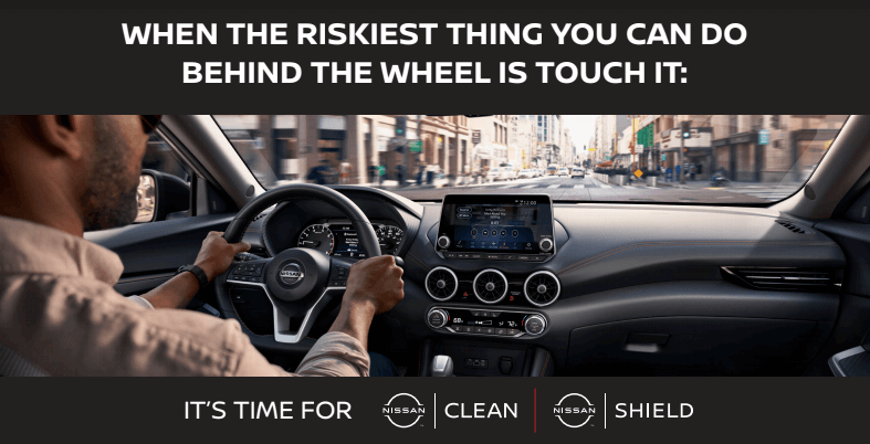 Nissan Clean and Shield