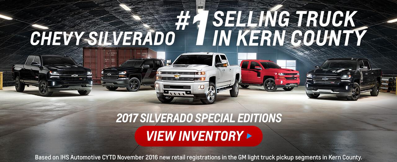 Silverado #1 Kern