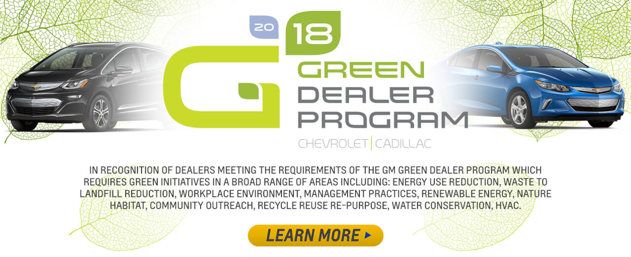 Green Dealer Program