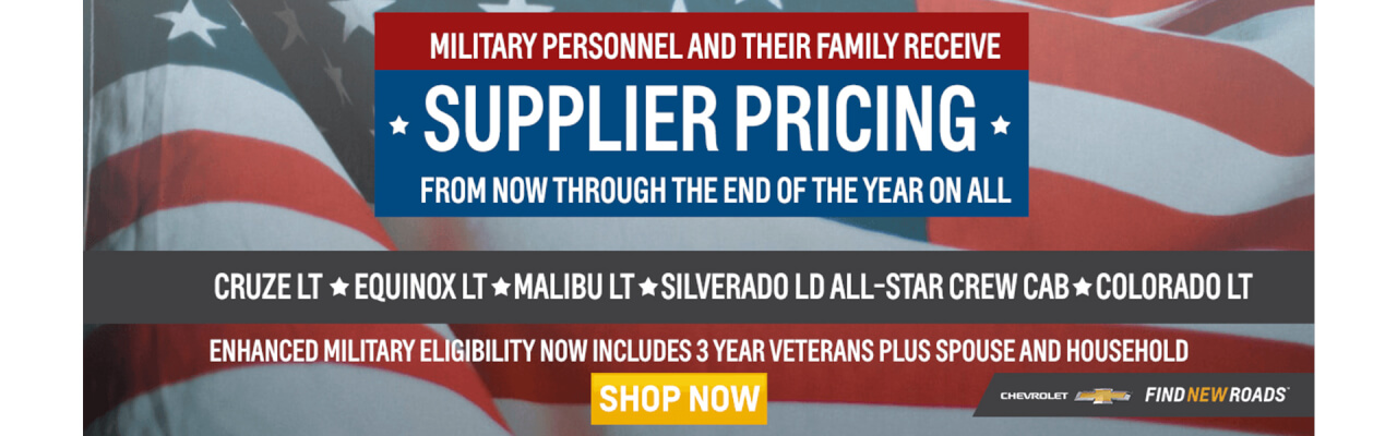 Military Pricing