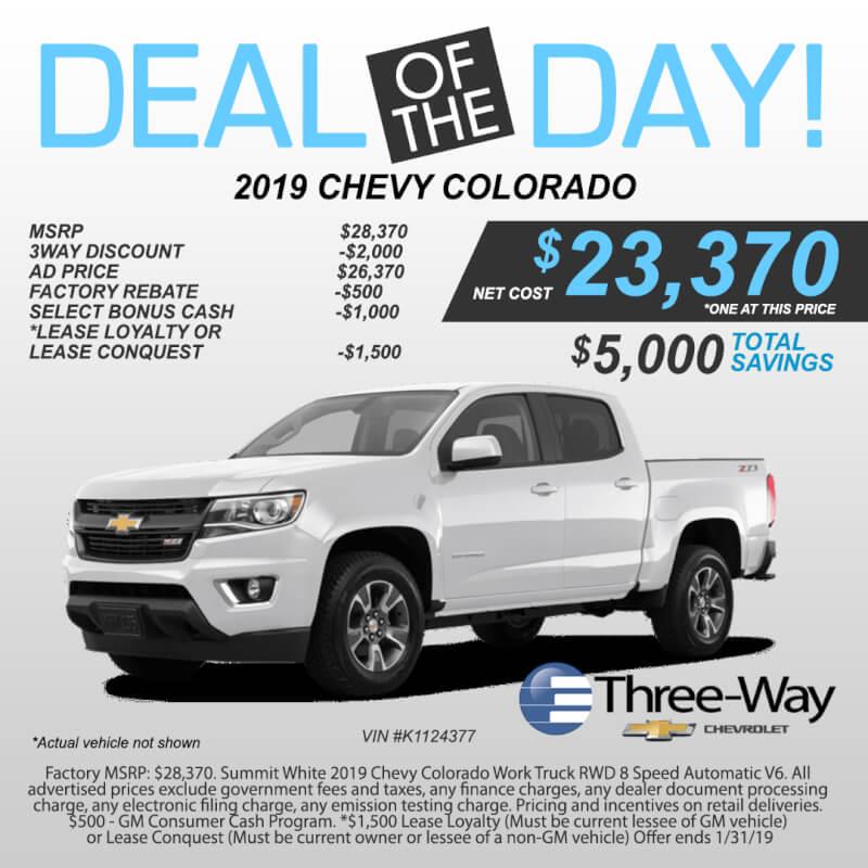 2019 Colorado
