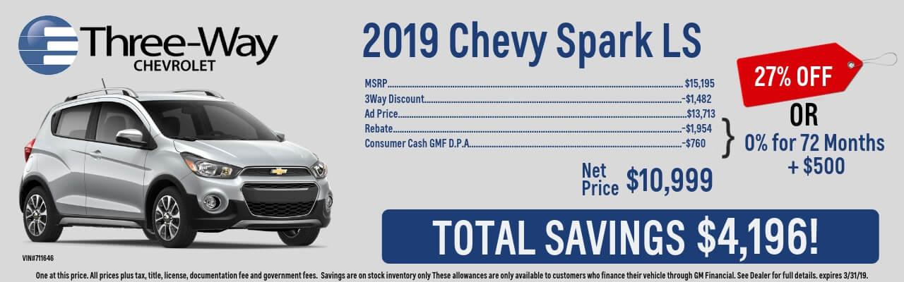 Chevy Spark