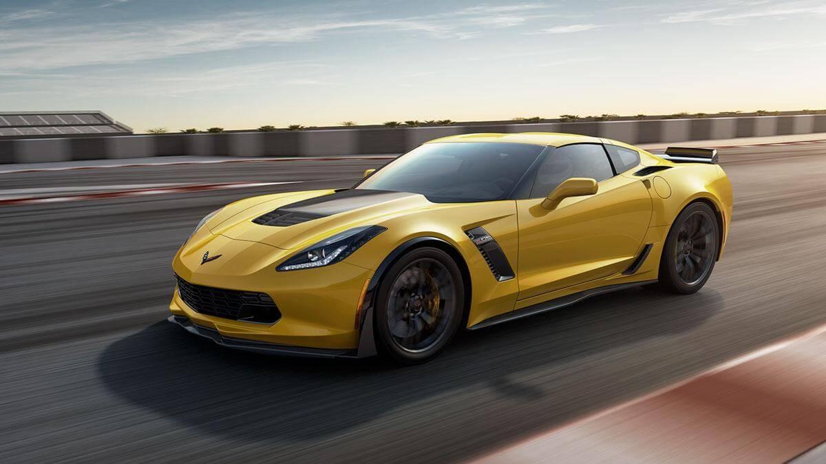 2020 Corvette Z06