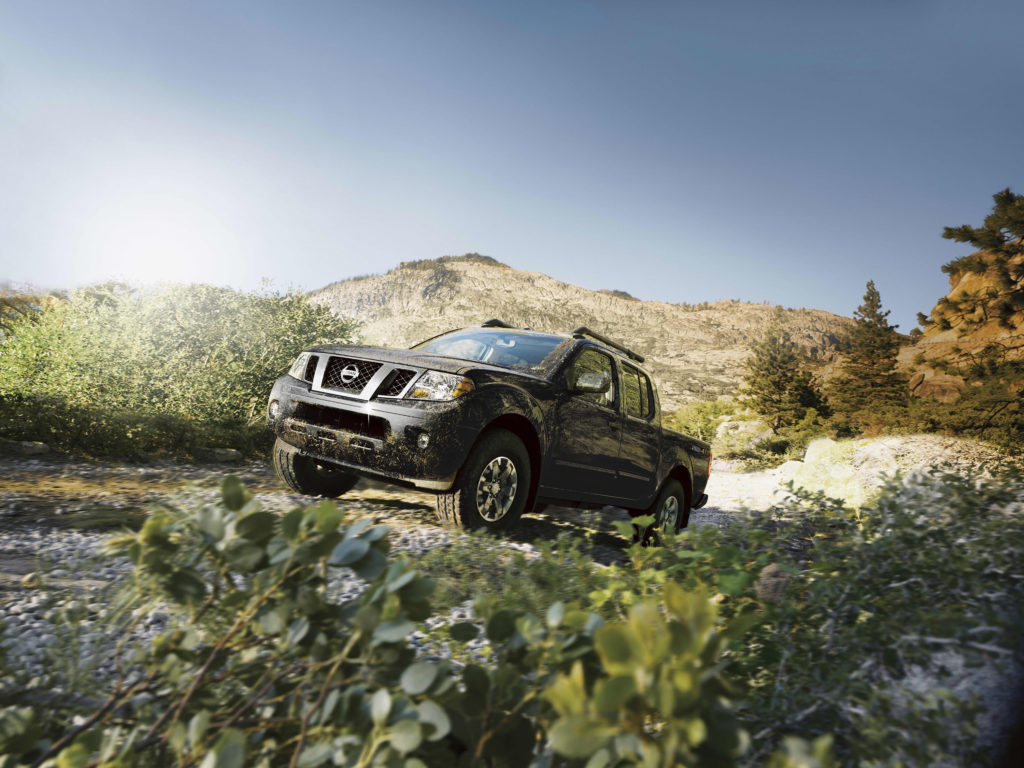 Mossy Nissan Escondido >> 2016 Nissan Frontier named TOP mid-size truck by J.D. Power - Mossy Nissan
