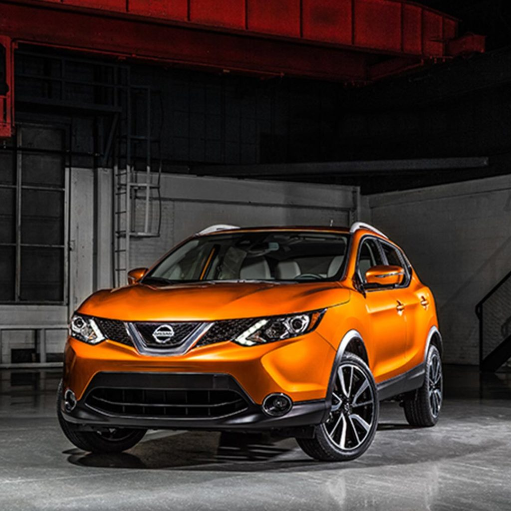 Mossy Nissan El Cajon >> Get a Sneak Peek at the New Rogue Sport! - Mossy Nissan
