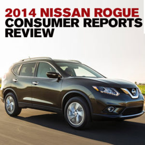 Nissanu0027s Redesigned 2014 Rogue Is A Major Upgrade Over The Outgoing Model,  Which Will Remain On Sale For Now As The Rogue Select.
