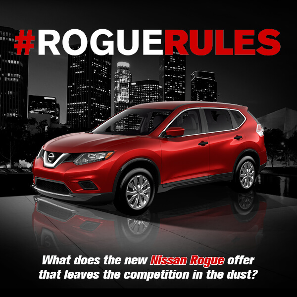 Mossy Nissan Escondido >> THE ALL-NEW 2016 NISSAN ROGUE RULES! - Mossy Nissan