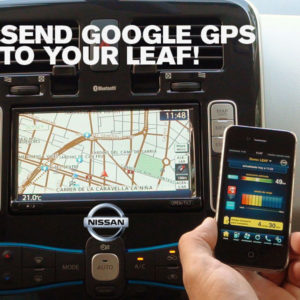 how to add google maps to subaru