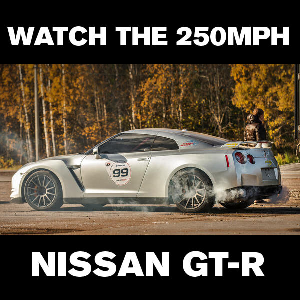 watch the fastest nissan gt r in the world hit 250 mph in 22 6 seconds mossy nissan. Black Bedroom Furniture Sets. Home Design Ideas