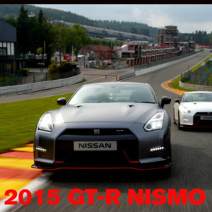 ... Spec GT R Models   And Exclusive Racing Inspired Body, Interior And  Powertrain Treatments, The GT R NISMO Sets The Tone For The Entire 2015  Nissan ...